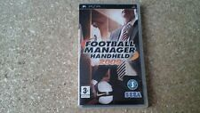 FOOTBALL Manager Handheld 2009 (Sony PSP, 2008) - versione Europea