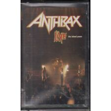 Anthrax ‎MC7 Live - The Island Years / Sigillata / Island Records 0743211905947