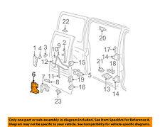 GM OEM Side Door-Lock 22799144