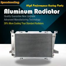 1451 3ROW ALUMINUM RADIATOR FOR FORD BRONCO PICKUP F150 F250 F350 5.0 5.8 7.5