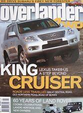 4WD Overlander Magazine May 2008 - 20% Bulk Magazine Discount