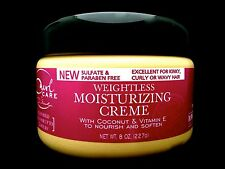 DR. MIRACLE'S WEIGHTLESS MOISTURIZING CREME EXCELLENT FOR KINKY CURLY WAVY HAIR