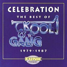 Celebration: The Best of Kool & the Gang (1979-1987) by Kool & the Gang (CD, Jun