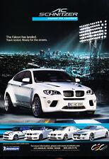 2009 AC Schnitzer BMW X6 - Classic Car Advertisement Print Ad J63