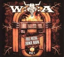 VARIOUS ARTISTS: Full Metal Juke Box 1 Import Audio CD