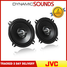 "JVC CS-J520X 13cm 5.25"" 5"" 250W 2-Way Car Stereo Audio Speakers Door Shelf New"
