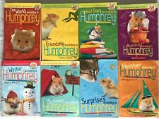 THE WORLD ACCORDING TO HUMPHREY Book lot of 8 by Betty Birney