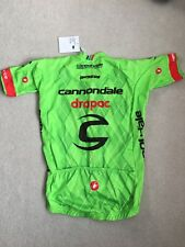 Cannondale Castelli Green Team Jersey