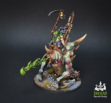 Maggoth Lord Bloab Rotspawned nurgle ** COMMISSION ** pro painting Age of Sigmar