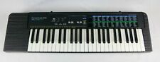 Electronic Keyboard, Realistic Concertmate 670,100-Rhythm,100-Sounds, + Cord