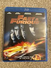 Fast & Furious Blu Ray NEW SEALED Blu-ray