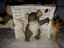 "Charming Tails ""Friends Since The Begining"" Signed By Dean Griff"