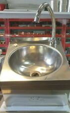 More details for stainless steel hand sink with push front operation