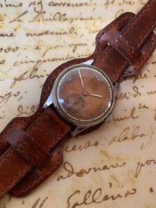 Orologio militare Zodiac, vintage meccanico carica manuale, WW2 military watch!
