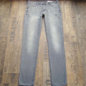ESPRIT A Slim is a W30 L32 TOP Damenjeans Stretch grau Denim Jeans 30/32