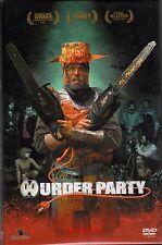 Murder Party ( Horrorfilm HARTBOX UNCUT ) mit Chris Sharp, Kate Porterfield