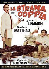 Dvd La Strana Coppia - (1968) ** A&R Productions ** ......NUOVO
