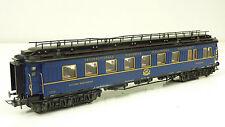 TRIX Piste h0 23796 ORIENT EXPRESS CIWL wagon-restaurant bleu (lz6648) O.