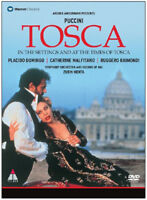 Tosca: In the Settings and at the Times of Tosca DVD (2013) Giuseppe Patroni