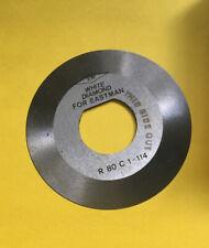 *Nos* R80C1-114-White Diamnd (For Eastman)-Round Knife-Free Shipping*