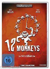 12 Monkeys (NEU/OVP/Inkl.Versand) Bruce Willis, Brad Pitt von Terry Gilliam