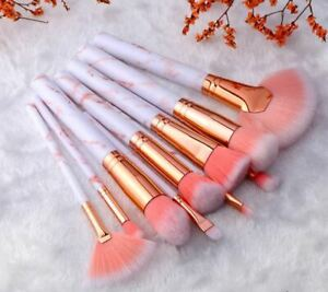 15 Pcs Makeup Brushes Tool Set Cosmetic Powder Eye Shadow Foundation Blush Blend