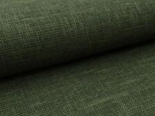0,5 M  Stoff Leinen 100% Stoff Jute Struktur, Grau, Schwarz, 11,98 EUR/M