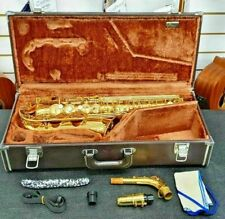 Yamaha YAS-32 Alto Saxophone Outfit inc case + accessories - Made In Japan