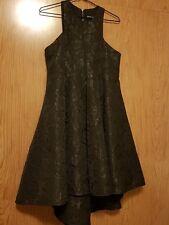 Nicola finetti black dress size 8. Paid $450