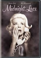 Midnight Lace Doris Day Rex Harrison David Miller DVD Movie
