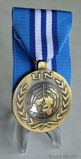UN United Nations UNMIS - Mission in the Sudan 2005 Full Size Replacement Medal