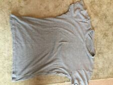 Mens Grey T Shirt from New Look Size M (2)