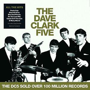THE DAVE CLARK FIVE ALL THE HITS CD (New Release 24/01/2020) - Greatest Hits