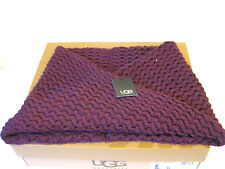 Ugg Sequoia Twist Aster Cable knit Women Snood One Size