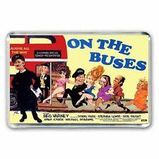 ON THE BUSES - BLAKEY, Stan, Jack  (MOVIE POSTER)  JUMBO Fridge / Locker Magnet