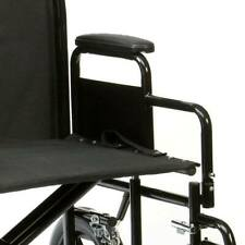Drive Steel Heavy Duty Bariatric Transit Transport Wheelchair Mobility Aid