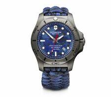 Victorinox I.n.o.x. Professional Diver Titanium Blue Camo Dial Mens Watch 241813