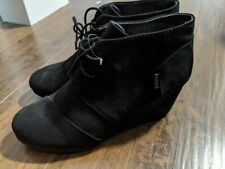 NEW ROUTE 66 Womens Sport boots Suede Leather Casual Shoes Size 11 fits like 10