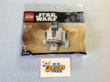 Lego Star Wars 30611 R2-D2 Polybag New/Sealed/Retired/H2F