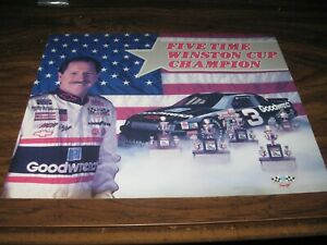 GM GOODWRENCH Driver Dale Earnhardt 1991