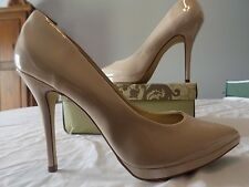 New Sexy Classic Pointed Toe High Heel Pumps Stilleto Shoes Nude Sz 11M