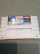 Magical Quest Starring Mickey Mouse Super Nintendo SNES Original Authentic Game!