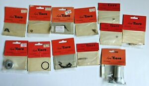 NOS Super Tiger Engine Parts Lot 12 Total Ricambi Italy