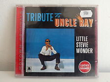 CD ALBUM LITTLE STEVIE WONDER Tribute to Uncle Ray 530449 2