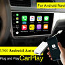 Für iPhone Carplay Android Auto USB Dongle Navi Headunit Smart Link Touchscreen