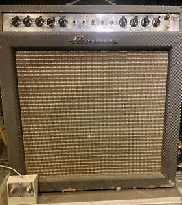 Ampeg Gemini II G-15 30-Watt Guitar Combo Serviced and Restored