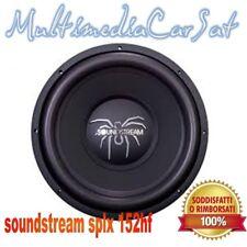Subwoofer Soundstream SPLX-152HF 2+2 Ohm 380 mm 1250 Watt SPLX 152HF