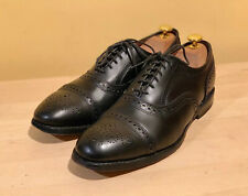 Allen Edmonds Strand Brogue Captoe Oxford Shoes 7.5 D