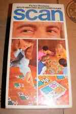 1970 Scan Matching Game by Parker Brothers