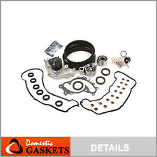 Timing Belt Kit Water Pump Gasket Fits 01-08 Lexus Toyota 3.0L 3.3 1MZFE 3MZFE